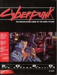 Cyberpunk 2020: Cover (R. Talsorian Games)