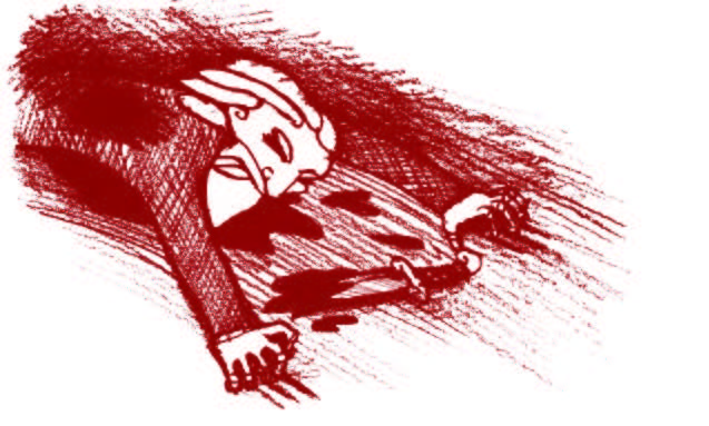 Fate of the Norns Ragnarok - Fafnirs Treasure: Dead Man (Helena Rosova, Pendelhaven)