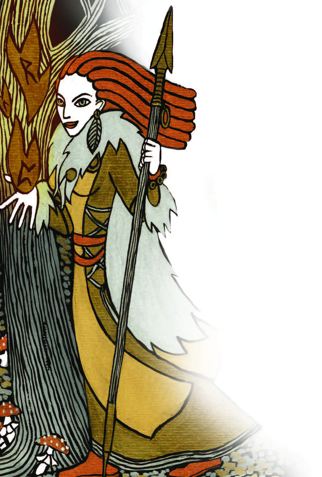Fate of the Norns Ragnarok - Fafnirs Treasure: Vanadis (Helena Rosova, Pendelhaven)