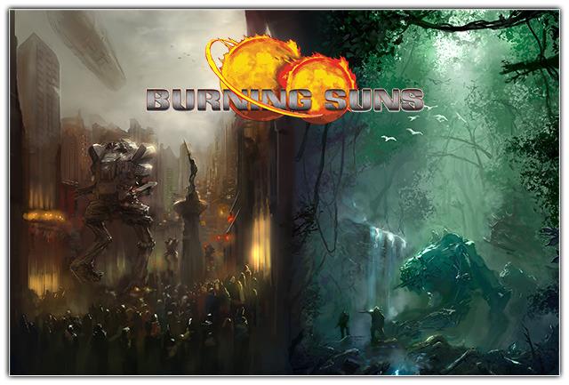 Burning Suns (SunTzuGames)