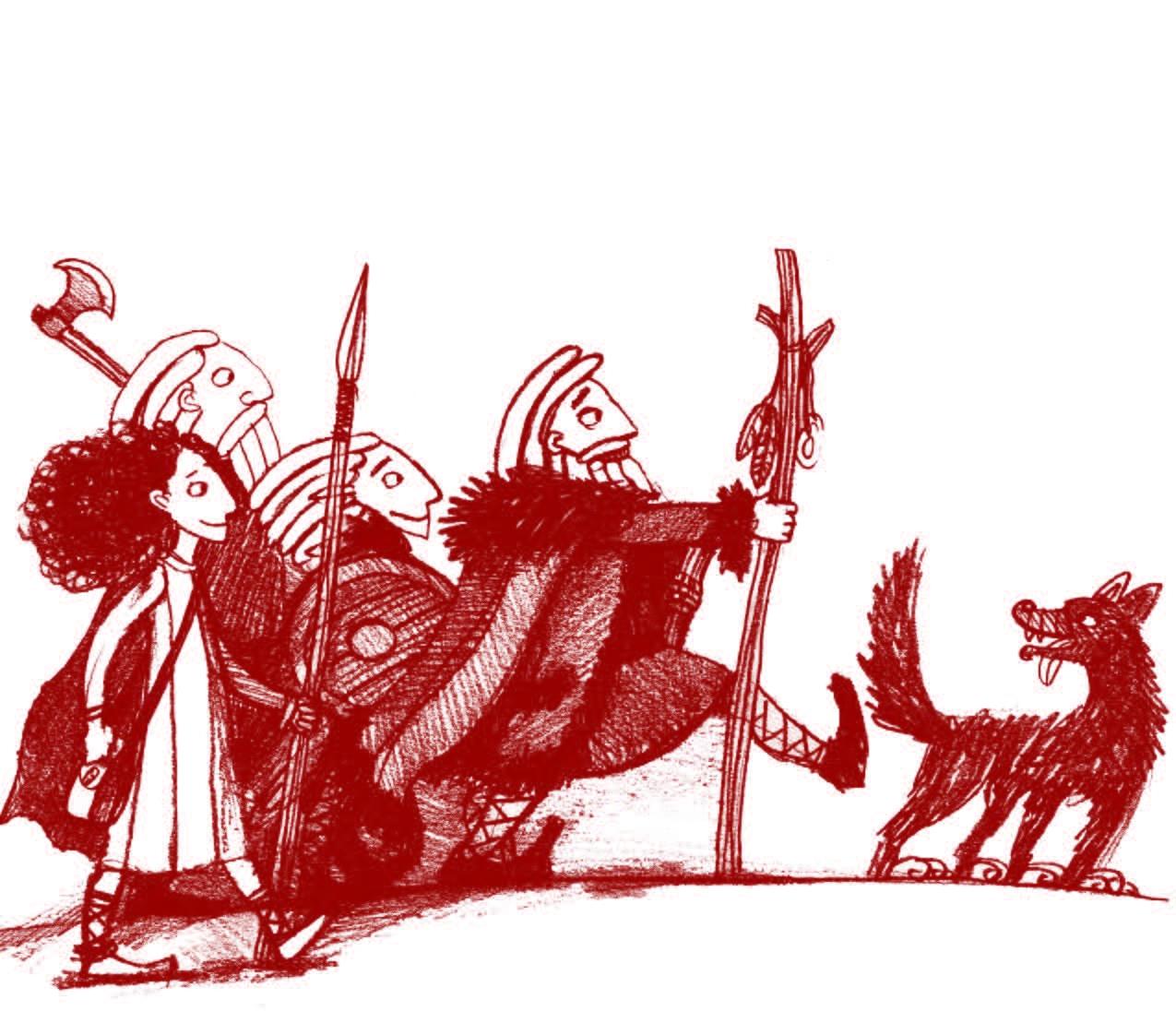 Fate of the Norns: Ragnarok - Fafnirs Treasure: Heroes? (Helena Rosova, Pendelhaven)