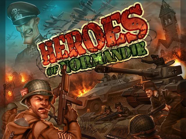 Heroes of Normandie (Devil Pig Games)