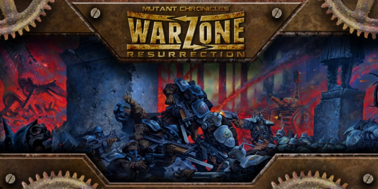 Mutant Chronicles Warzone Resurrection (Prodos Games Ltd)