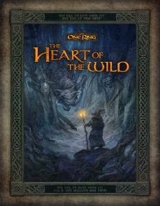The One Ring: The Heart of the Wild (John Hodgson, Cubicle 7 Entertainment Ltd & Sophisticated Games)