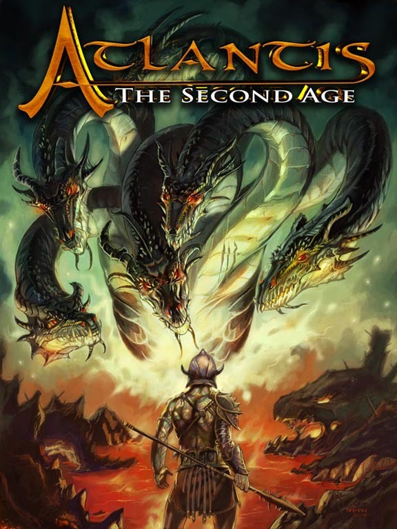 Atlantis: The Second Age (Khepera Publishing)
