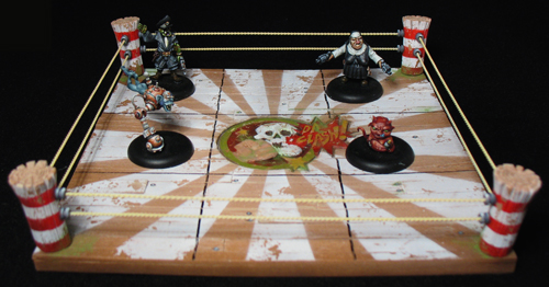 Da Clash! (Ammon Miniatures)
