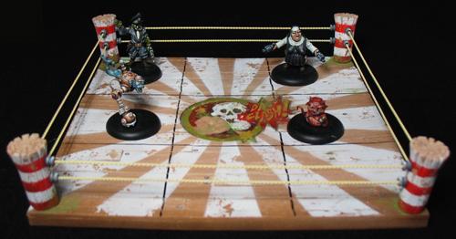 Da Clash! (Ammon Miniatures)