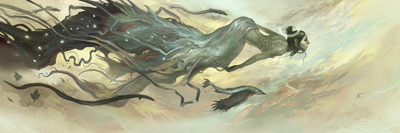 Eel Witch (©2012 Jon Hodgson)
