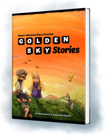 Golden Sky Stories: Heartwarming Role-Playing (Star Line Publishing)