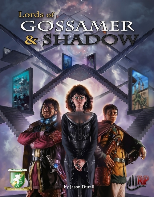 Lords of Gossamer and Shadow (Jason Rainville, Rite Publishing)