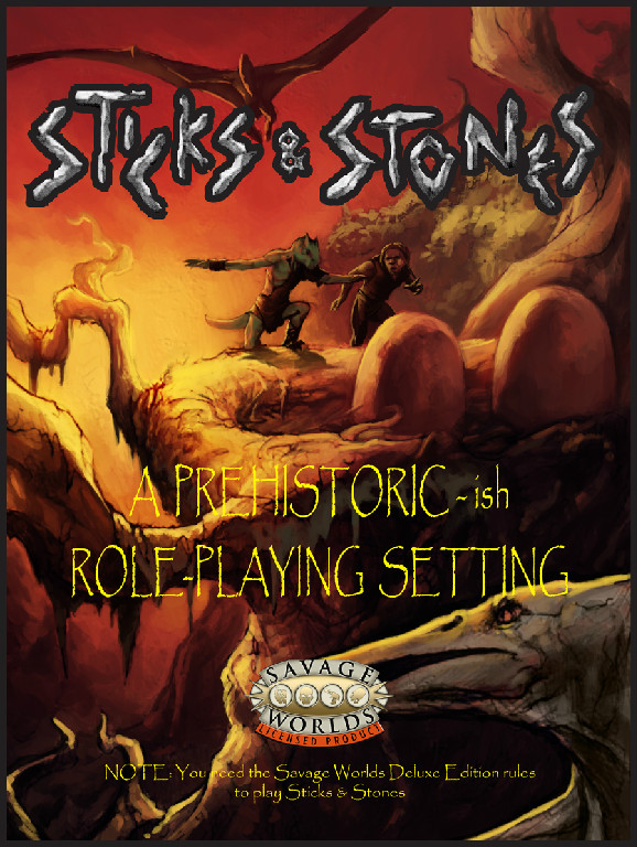 Sticks & Stones RPG (Jade Tower Studios)