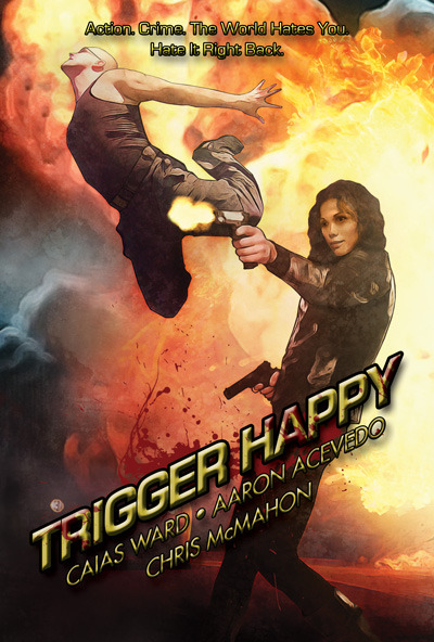 Trigger Happy (Aaron Acevedo, TaleSpinner Holdings)