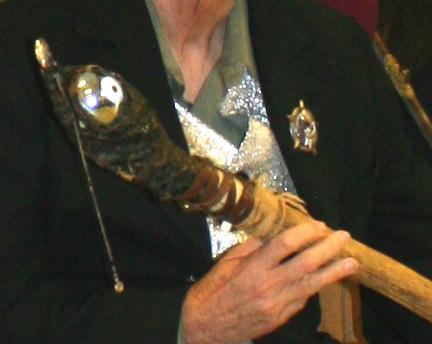 Wizard staff (Liz Danforth)