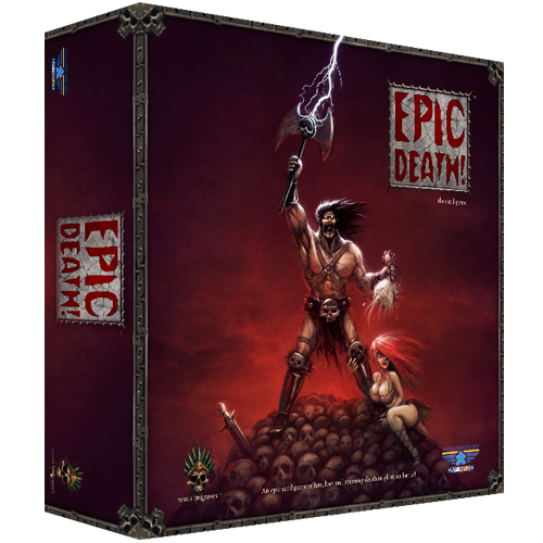 Epic Death (Springboard ... Powered by Game Salute)