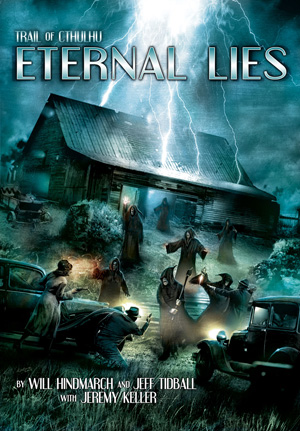 Eternal Lies (Jerome Huguenin, Pelgrane Press)