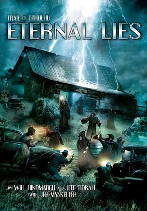 Eternal Lies (Jerome Huguenin, Pelgrane Press)