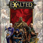 Exalted 2nd Edition (White Wolf, The Onyx Path)
