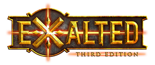 Exalted Third Edition (The Onyx Path Publishing)