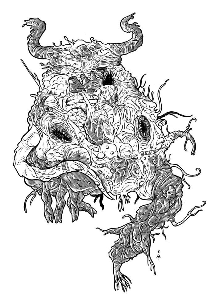 Call of Cthulhu: Shub-Niggurath (Stefano Marinetti, Chaosium)