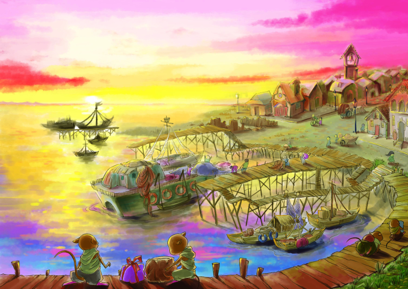 The Chuubo's Marvelous Wish-Granting Engine RPG (Eos-Sama)