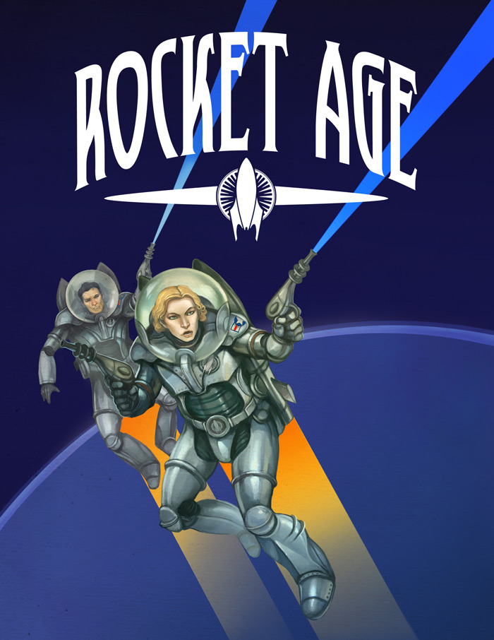Rocket Age (Jon Hodgson, Paul Bourne, Cubicle 7)