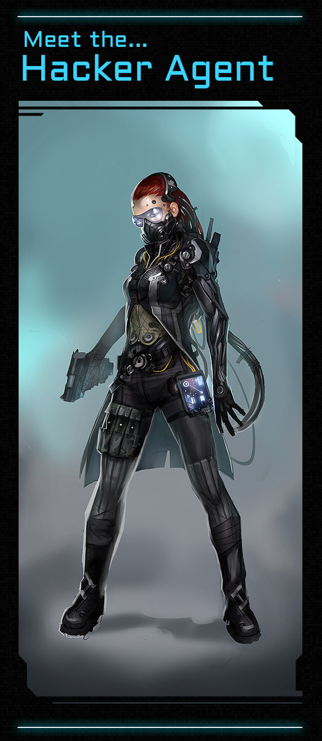 Satellite Reign: Hacker (5 Lives Studios)