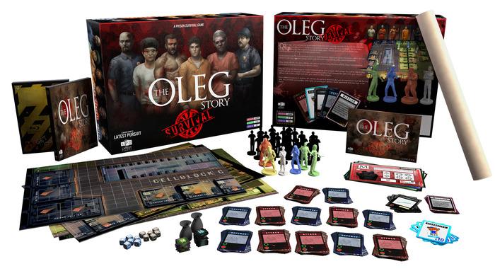 The Oleg Story: Survival (Latest Pursuit)