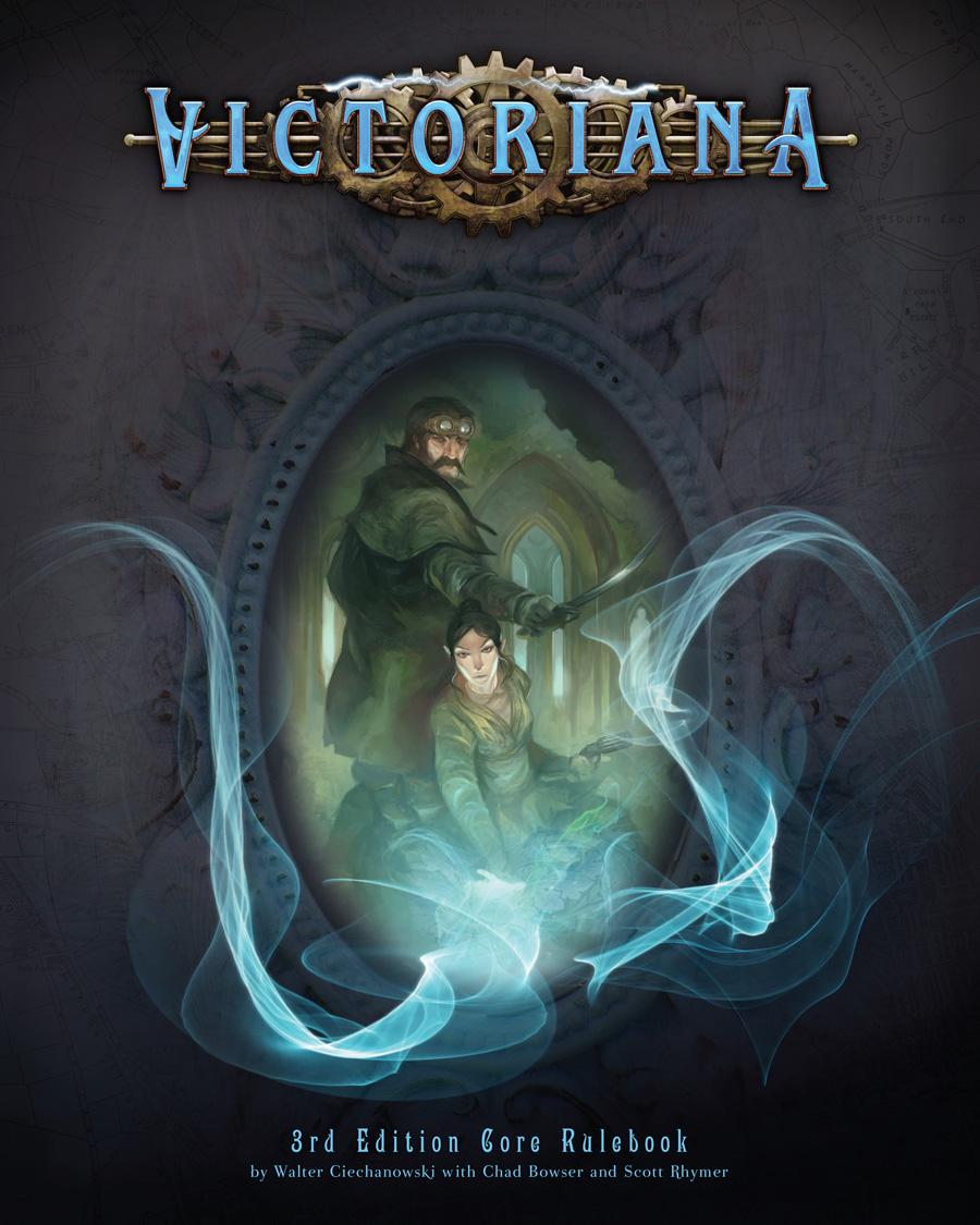 Victoriana 3rd Edition (John Hodgson, Cubicle 7)