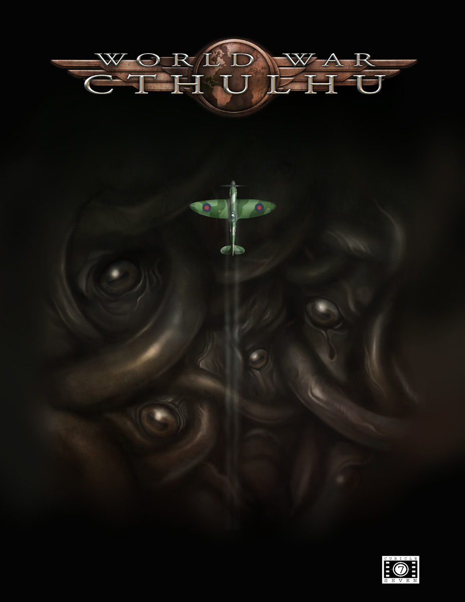 World War Cthulhu (Jon Hodgson, Cubicle 7)