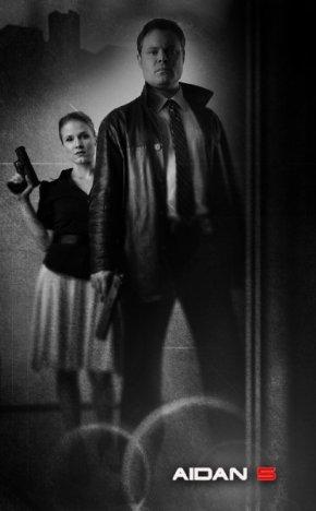 Aidan 5: James Aidan (Bryan Michael Block) & Morgan Riley (Maya Sayre) (Room 101 Productions)