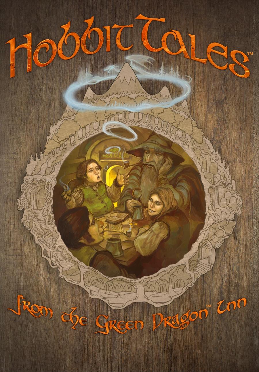 Hobbit Tales (Not Final Art, Cubicle 7)