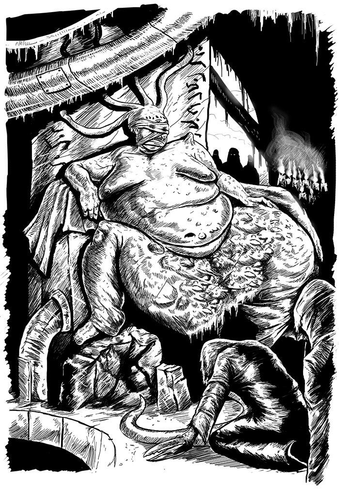 Malmsturm: Imperium Strata (Björn Lensig, Uhrwerk Verlag)