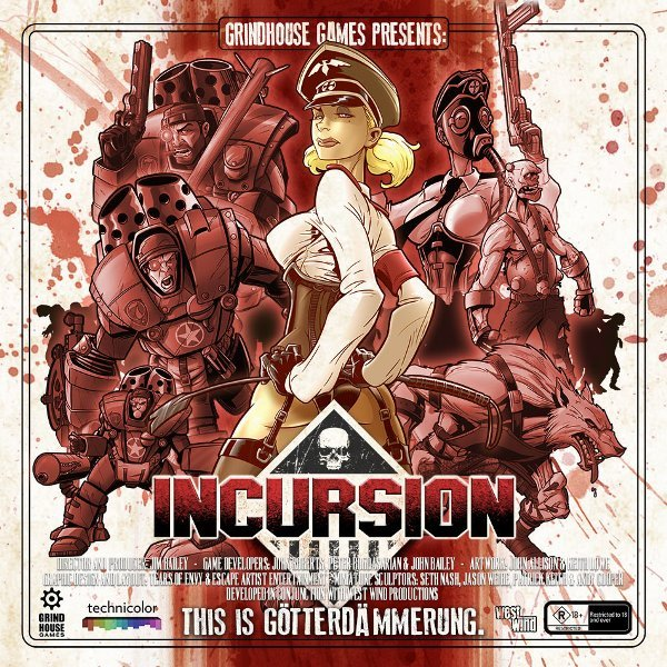 Incursion (Grindhouse Games)