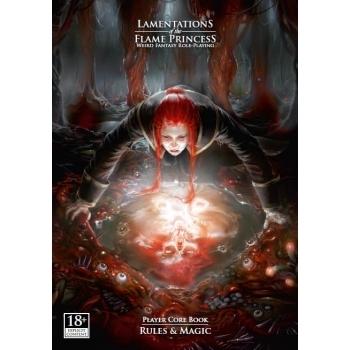Rules & Magic (Cynthia Sheppard, Lamentations of the Flame Princess)
