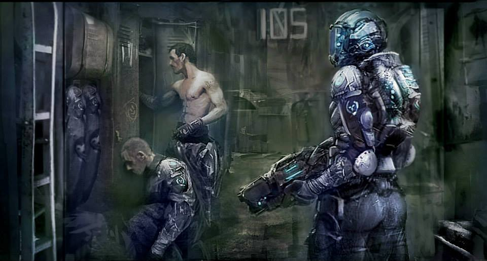 The Void: Wardens gearing up for heavy action. (WildFire LLC.)