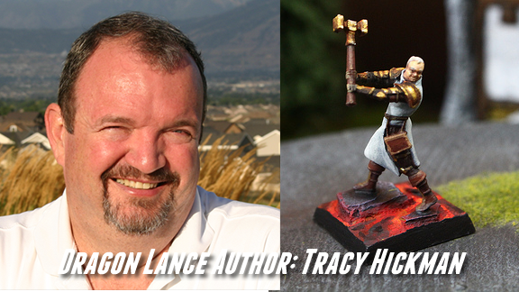 Mimic Miniatures: Tracy Hickman - Dragonlance (Mimic Miniatures)