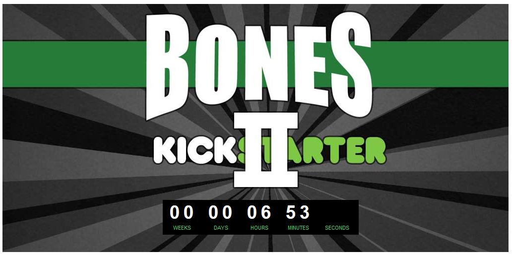 Reaper Miniatures Bones II Kickstarter