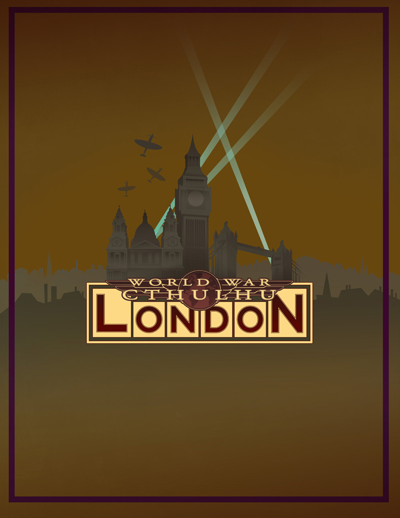 World War Cthulhu: London (Cubicle 7)
