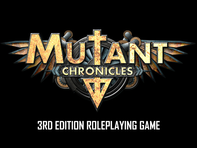 Mutant Chronicles 3rd Ed. RPG (Image: Modiphius Entertainment)