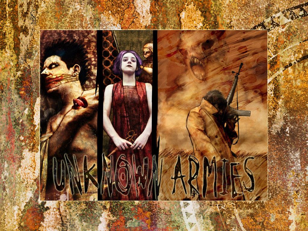 Unknown Armies (Wallpaper, Atlas Games)
