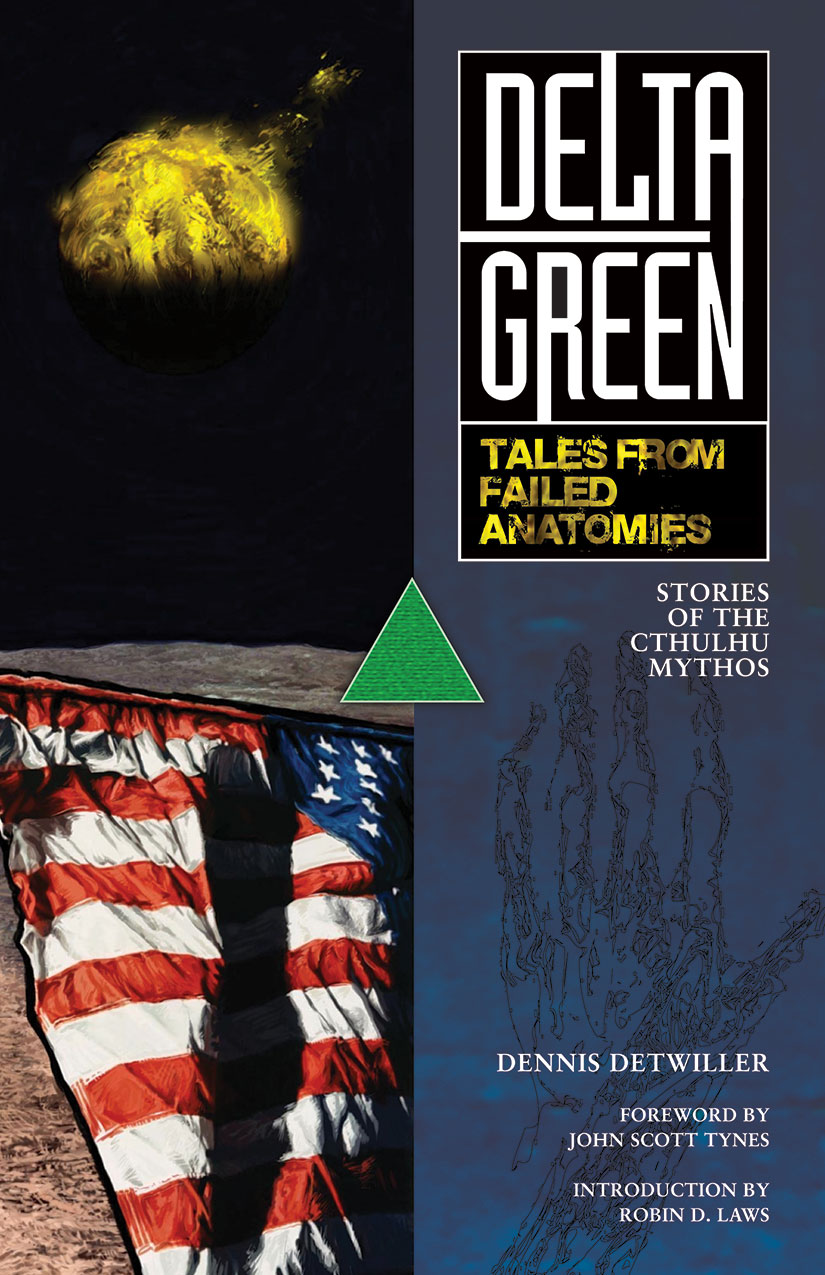 Delta Green: Tales from Failed Anatomies (Image: Delta Green/Arc Dream Publishing)