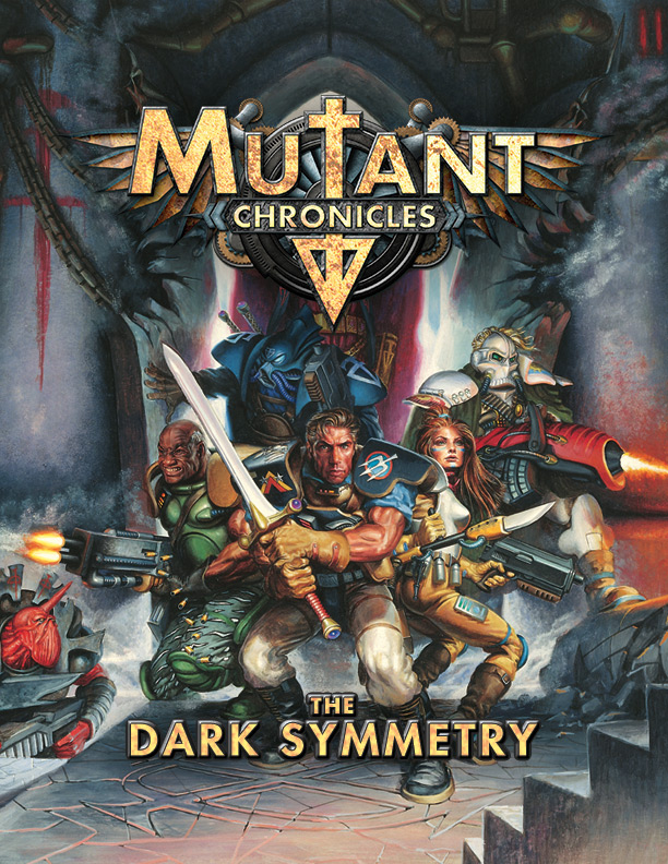 Mutant Chronicles: The Dark Symmetry (Image: Modiphius Entertainment)