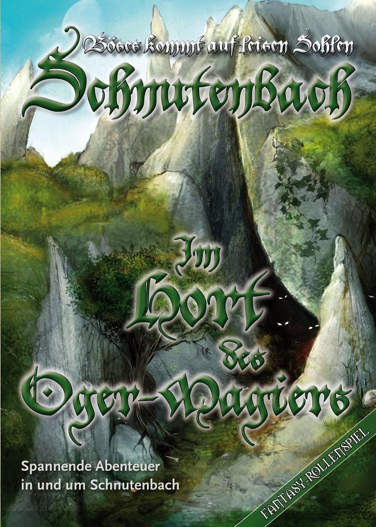 Schnutenbach - Im Hort des Ogermagiers (Image: Manrikore-Verlag)