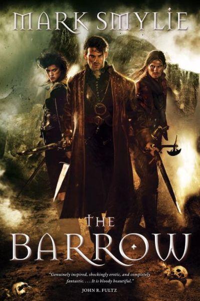 The Barrow by Mark Smylie (Image: Gene Mollica/Pyr)