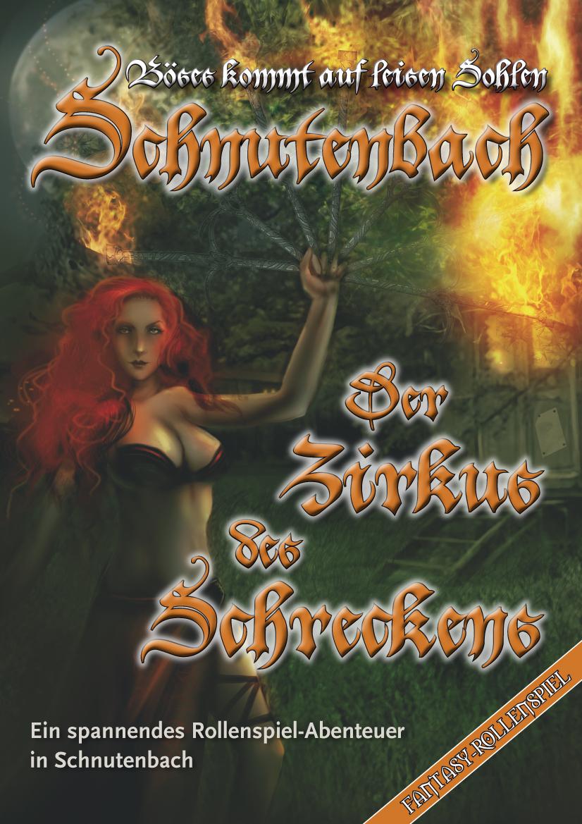 Schnutenbach - Der Zirkus des Schreckens (Image: Manrikore-Verlag)
