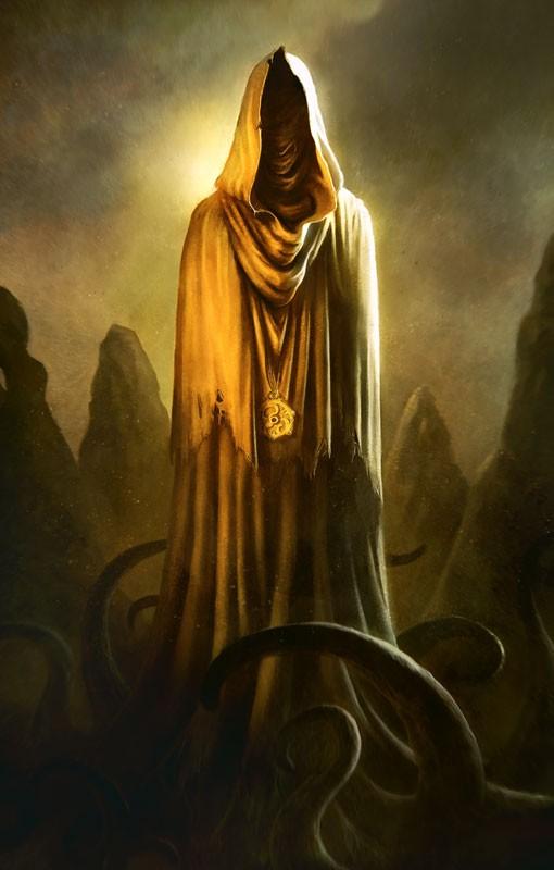 Der König in Gelb: Die Kurzgeschichtensammung von Robert W. Chambers, die True Detective inspirierte (Image: Festa Verlag)