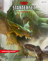Dungeons & Dragons Starter Set (Image/Copyright: Wizards of the Coast)