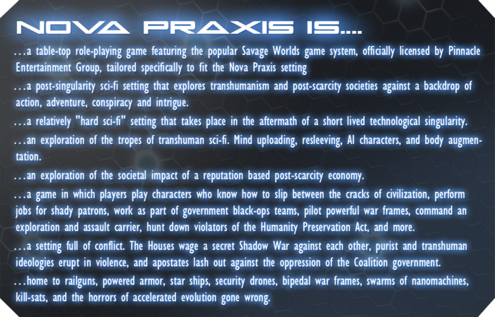 Nova Praxis is (Image/Copyright: Void Star Studios)