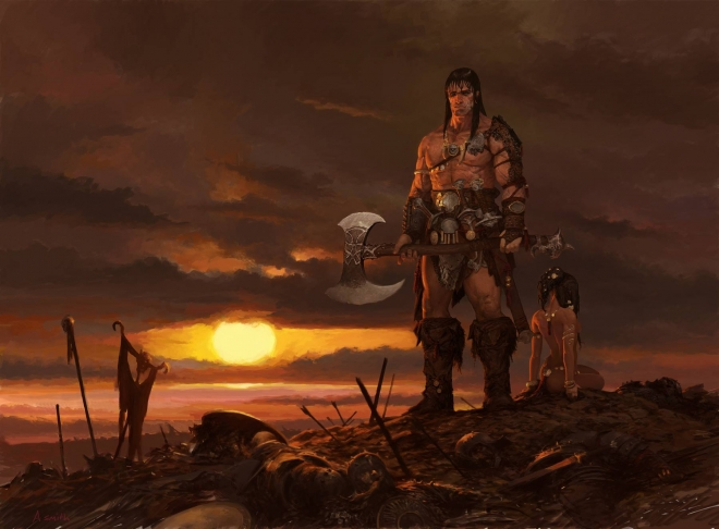 Conan: The Legend (Copyright/Image: Monolith)