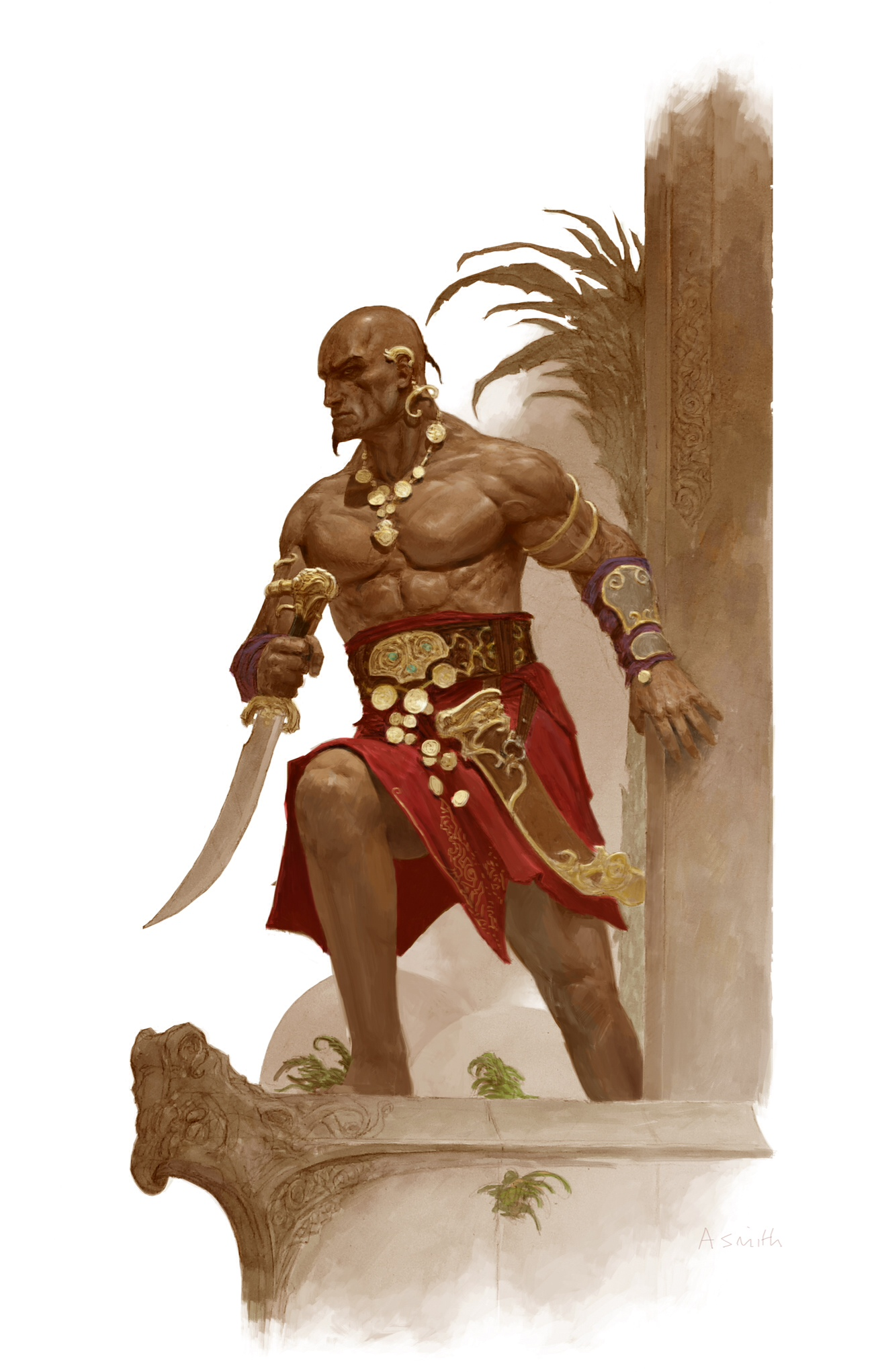 Conan: The Legend - Shevastas (Copyright/Image: Monolith)